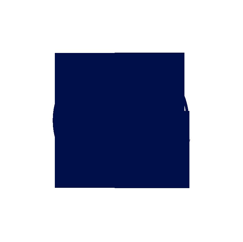 blue circle 8