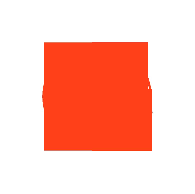 orange circle 9