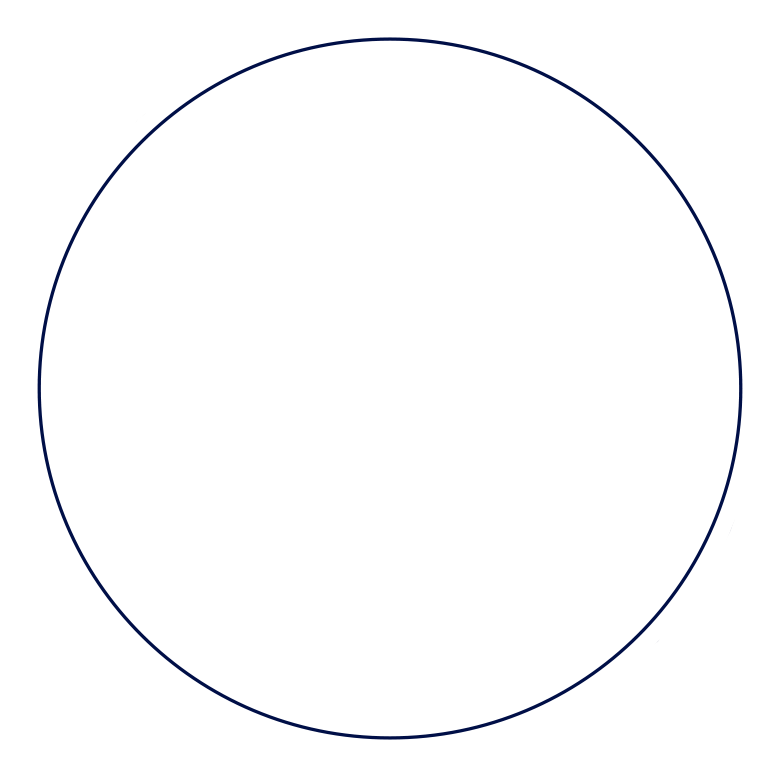 blue circle 1