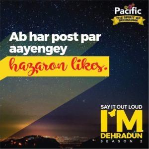 Pacific Dehradun