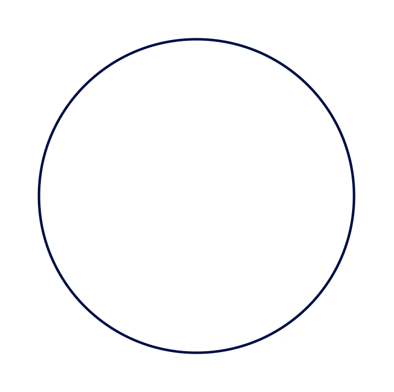 blue circle 3