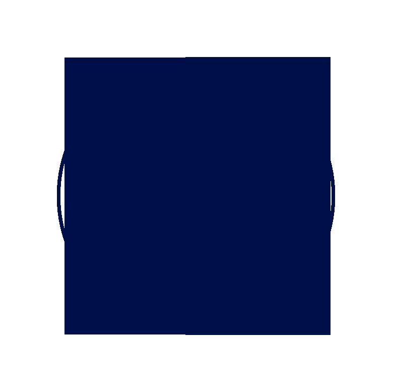blue circle 5