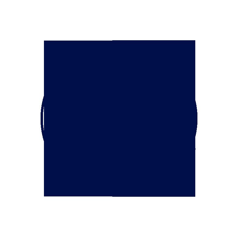 blue circle 6