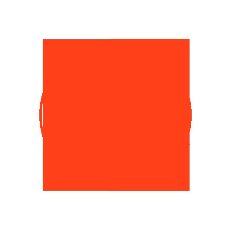 orange circle 6