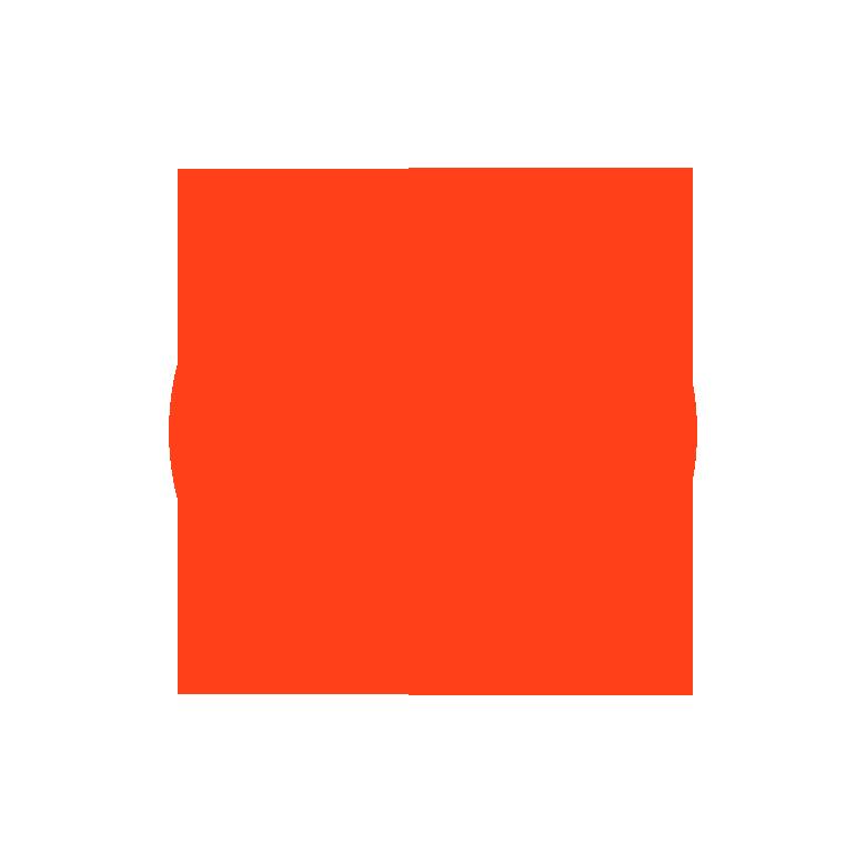 orange circle 8