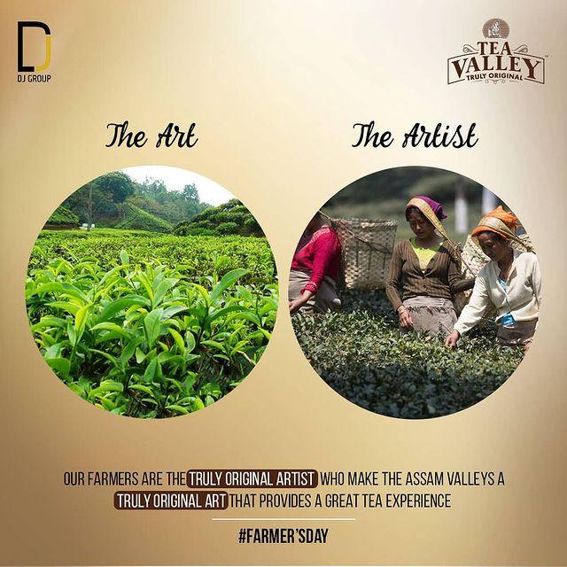 farmer day's tea_valley